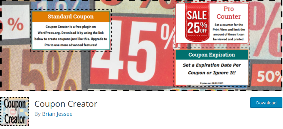 1 Coupon Creator   WooCommerce Coupon Generator