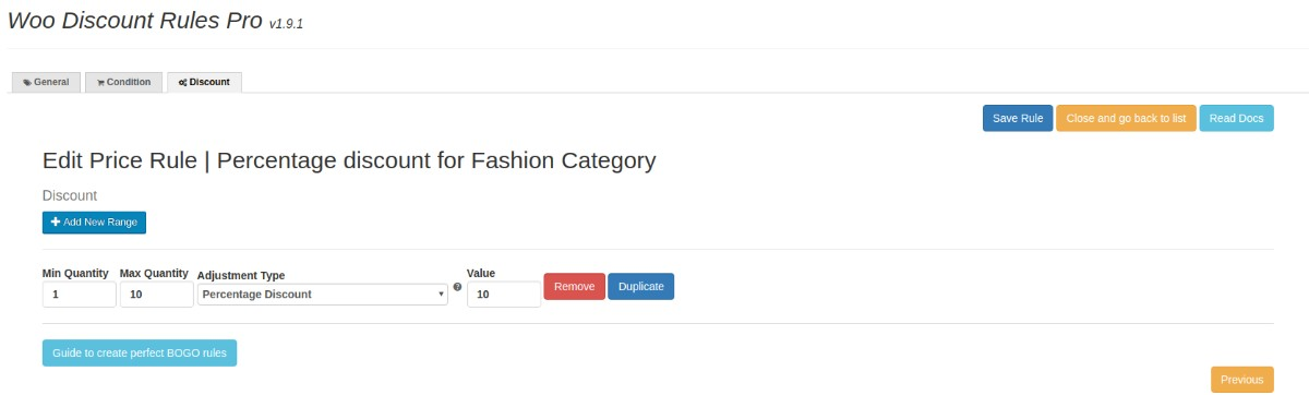 10 discount fashion category