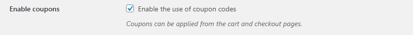 21 enable coupons