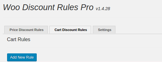 set name expiry for the discount rule