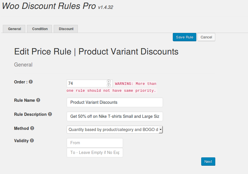 Woocommerce Dynamic Pricing And Discount Rules Plugin Flycart